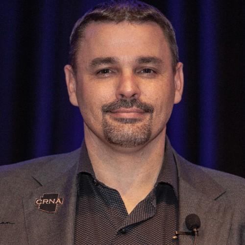 Michael MacKinnon, DNP, FNP-C, CRNA